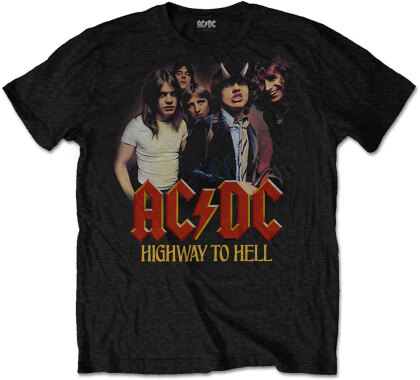 AC/DC Unisex Tee - H2H Band