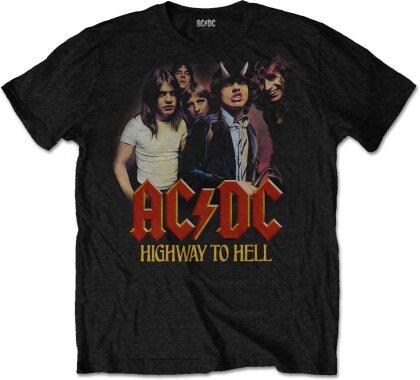 AC/DC Unisex T-Shirt - H2H Band