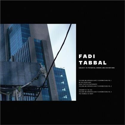 Fadi Tabbal - Subject To Potential Errors & Distortions (LP)