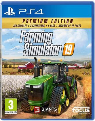 Farming Simulator 19 (Premium Edition)
