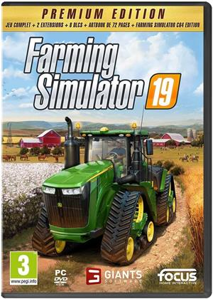 Farming Simulator 19 (Édition Premium)
