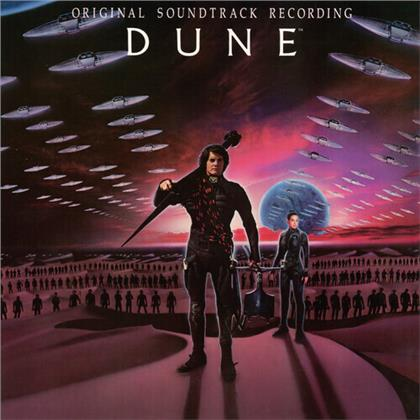 Toto & Brian Eno - Dune - OST (2020 Reissue, Jackpot Records, LP)