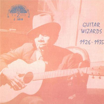 Guitar Wizards 1926-1935 (LP)