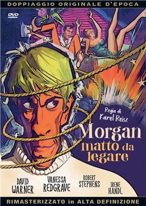 Morgan - Matto da legare (1966) (Doppiaggio Originale D'epoca, HD-Remastered, n/b)