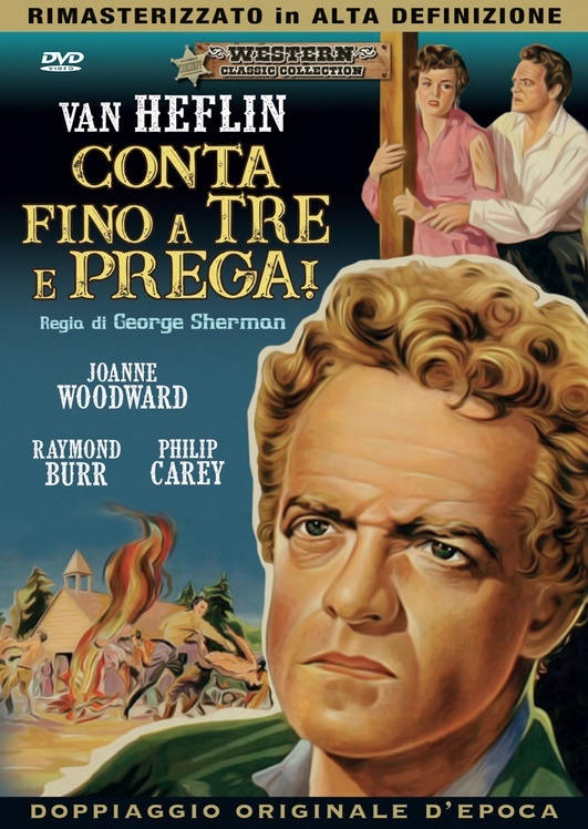 Conta fino a tre e prega! (1955) (Western Classic Collection, Doppiaggio Originale D'epoca, HD-Remastered)