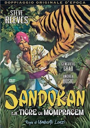 Sandokan - La tigre di Mompracem (1963) (Doppiaggio Originale D'epoca)