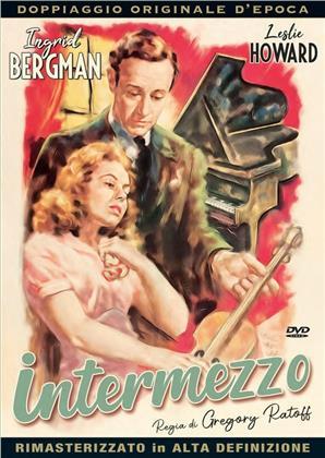 Intermezzo (1939) (Doppiaggio Originale D'epoca, HD-Remastered, n/b, Riedizione)