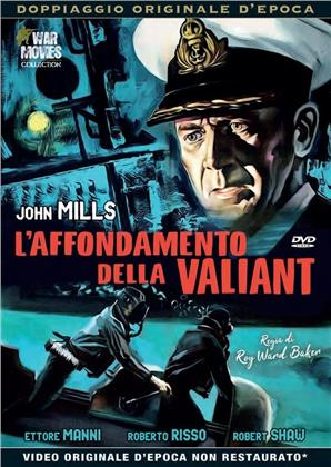 L'affondamento della Valiant (1962) (War Movies Collection, Doppiaggio Originale D'epoca, n/b)