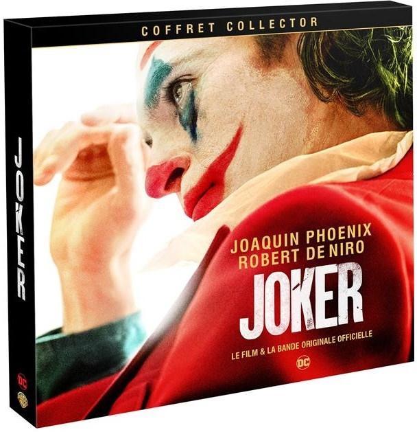 Joker (2019) (Collector's Edition, Blu-ray + LP)