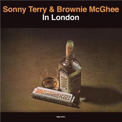 Sonny Terry & Brownie McGhee - In London (Not Now UK, LP)