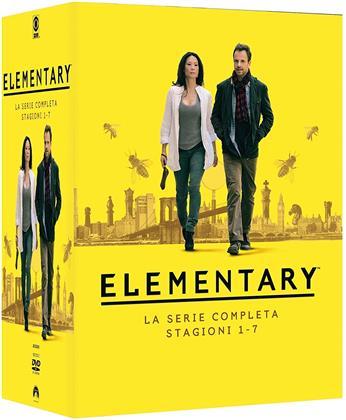 Elementary - La Serie Completa - Stagioni 1-7 (39 DVDs)