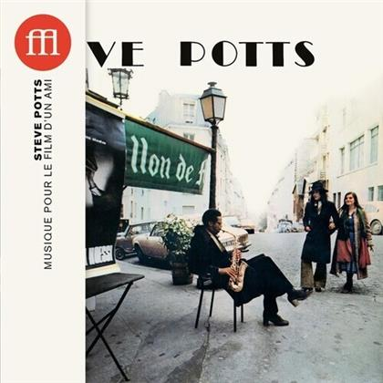 Steve Potts - Musique Pour Le Film D'un Ami - OST