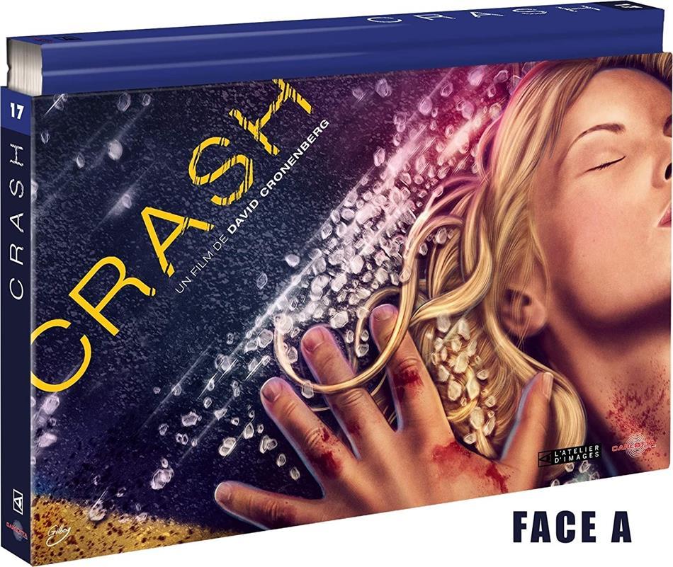 Crash (1996) (Édition Collector, 4K Ultra HD + Blu-ray + DVD)