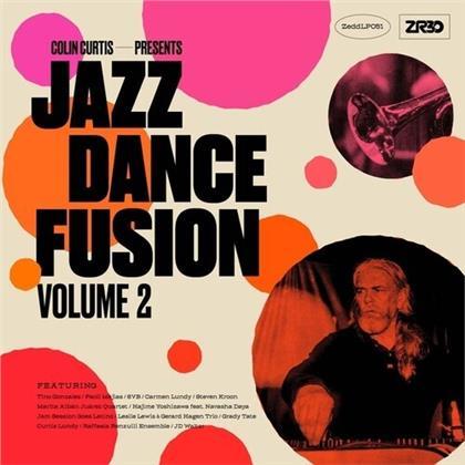 Colin Curtis - Colin Curtis Presents Jazz Dance Fusion Volume 2 (LP)