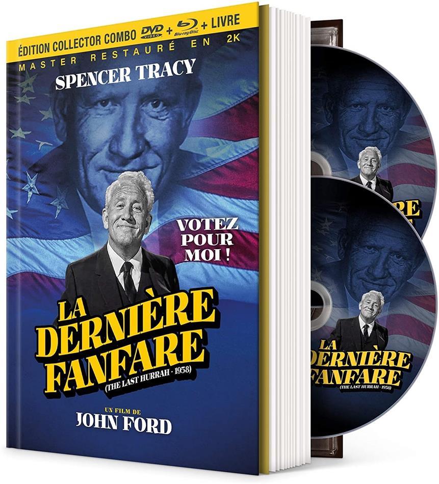 La dernière fanfare (1958) (Mediabook, Blu-ray + DVD)