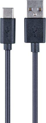 USB-C- Cable [2x 3 m] - black (PlayStation 5 + Xbox Series X)