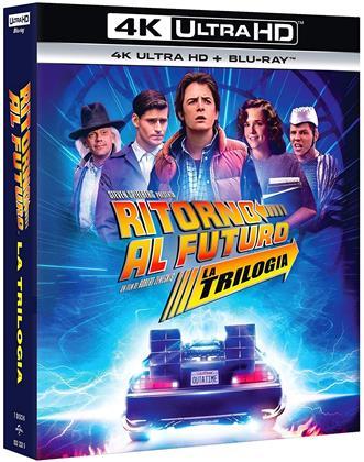 Ritorno al Futuro - La Trilogia (Edizione 35° Anniversario, 3 4K Ultra HDs + 4 Blu-ray)