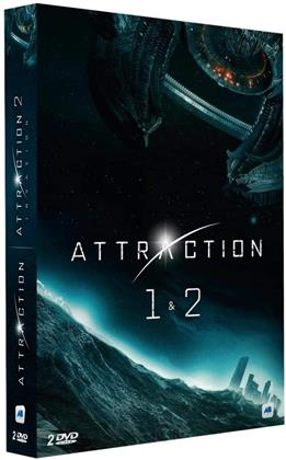 Attraction 1 & 2 (2 DVDs)
