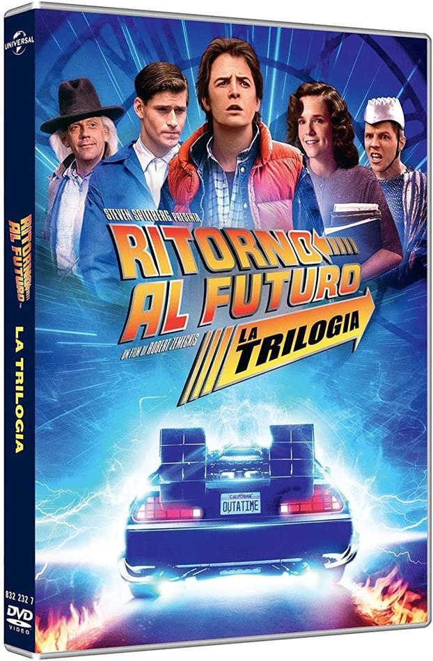 Ritorno al Futuro - La Trilogia (35th Anniversary Edition, 3 DVDs)