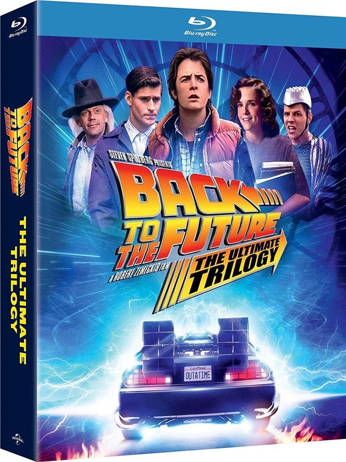 Ritorno al Futuro - La Trilogia (35th Anniversary Edition, 4 Blu-rays)