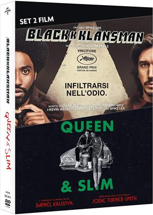 Blackkklansman / Queen & Slim (2 DVD)