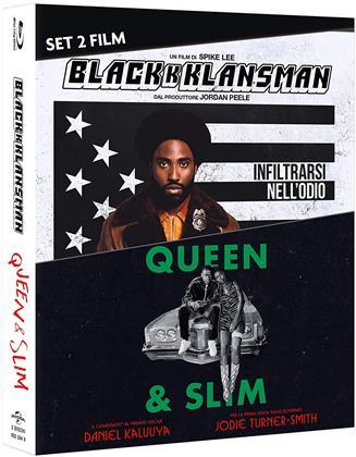 Blackkklansman / Queen & Slim (2 Blu-rays)