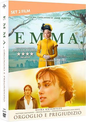 Emma. + Orgoglio e pregiudizio (2 DVDs)