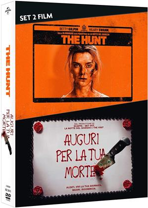 The Hunt + Auguri per la tua morte (2 DVDs)