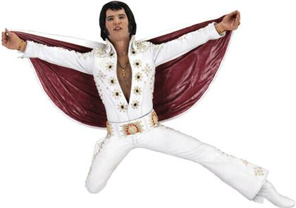 Neca - Elvis Presley Live 1972 7In Action Figure