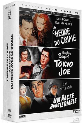 L'heure du crime / Tokyo Joe / Un pacte avec le diable - Coffret Film Noir N°3 (3 DVDs)