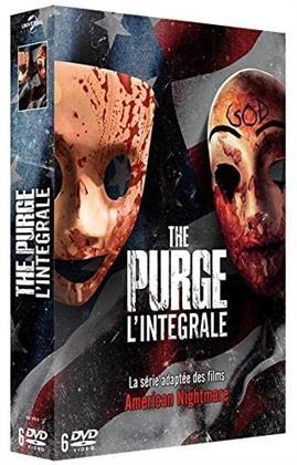 The Purge - L'intégrale - Saisons 1 & 2 (6 DVDs)
