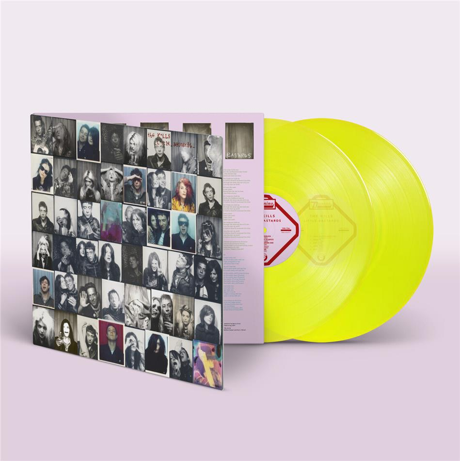 The Kills - Little Bastards (Indies Only, Colored, 2 LPs)