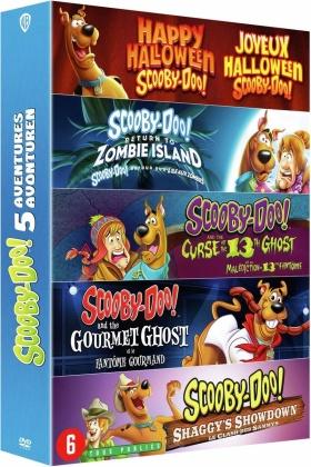 Scooby-Doo! - 5 aventures de Scooby-Doo (5 DVD)