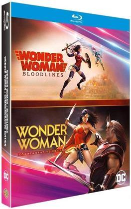 Wonder Woman - Bloodlines / Commemorative Edition (2 Blu-ray)