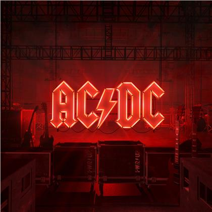 AC/DC - PWR UP (Power Up) (Standard Softpack)