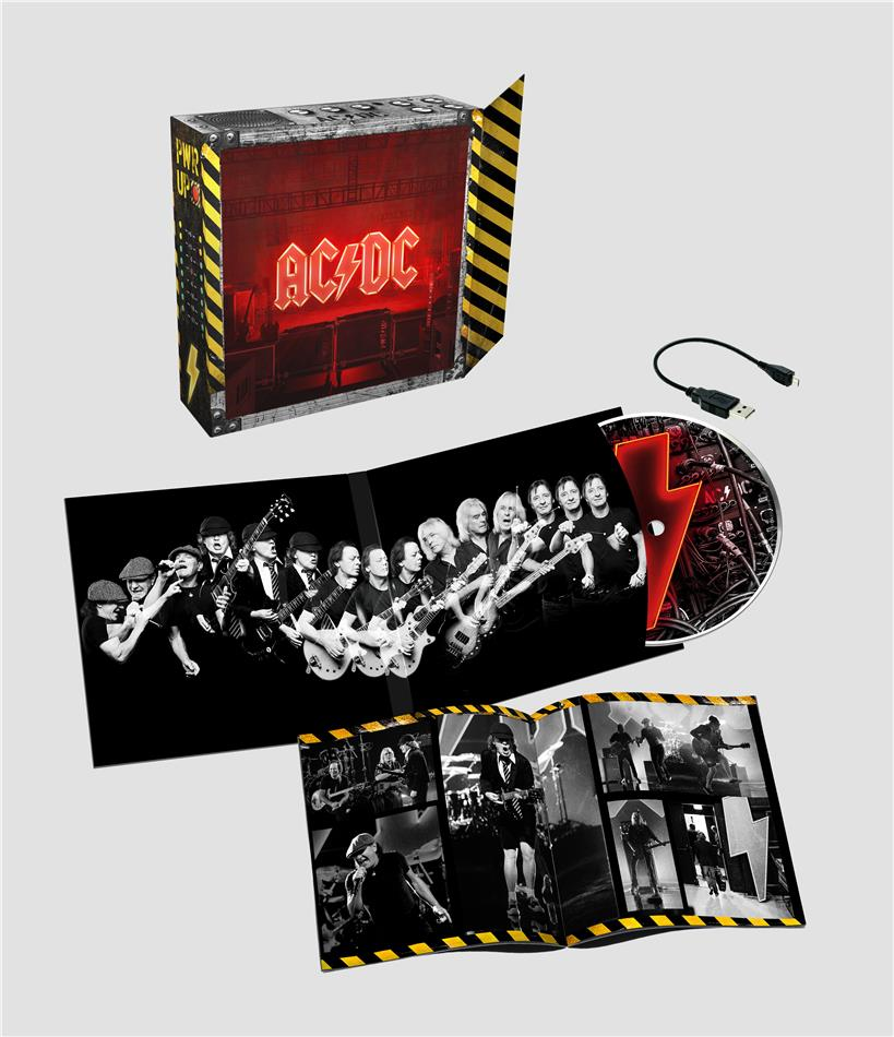 AC/DC - PWR UP (Power Up) (limited Deluxe, Lightbox)