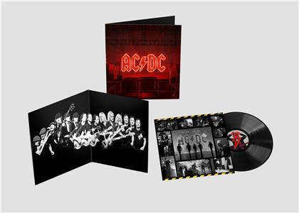 AC/DC - PWR UP (Power Up) (Black Vinyl, LP)
