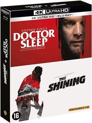 Shining / Doctor Sleep (2 4K Ultra HDs + 2 Blu-rays)