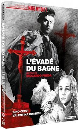 L'évadé du bagne (1961) (Make My Day! Collection, Blu-ray + DVD)