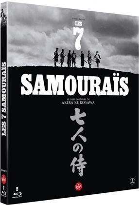 Les 7 samouraïs (1954) (2 Blu-ray)