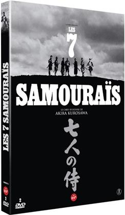 Les 7 samouraïs (1954) (2 DVD)