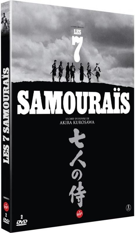 Les 7 samouraïs (1954) (2 DVDs)