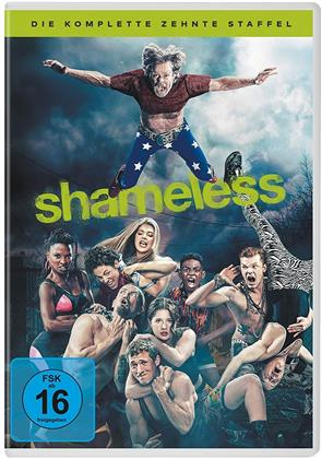 Shameless - Staffel 10 (3 DVDs)
