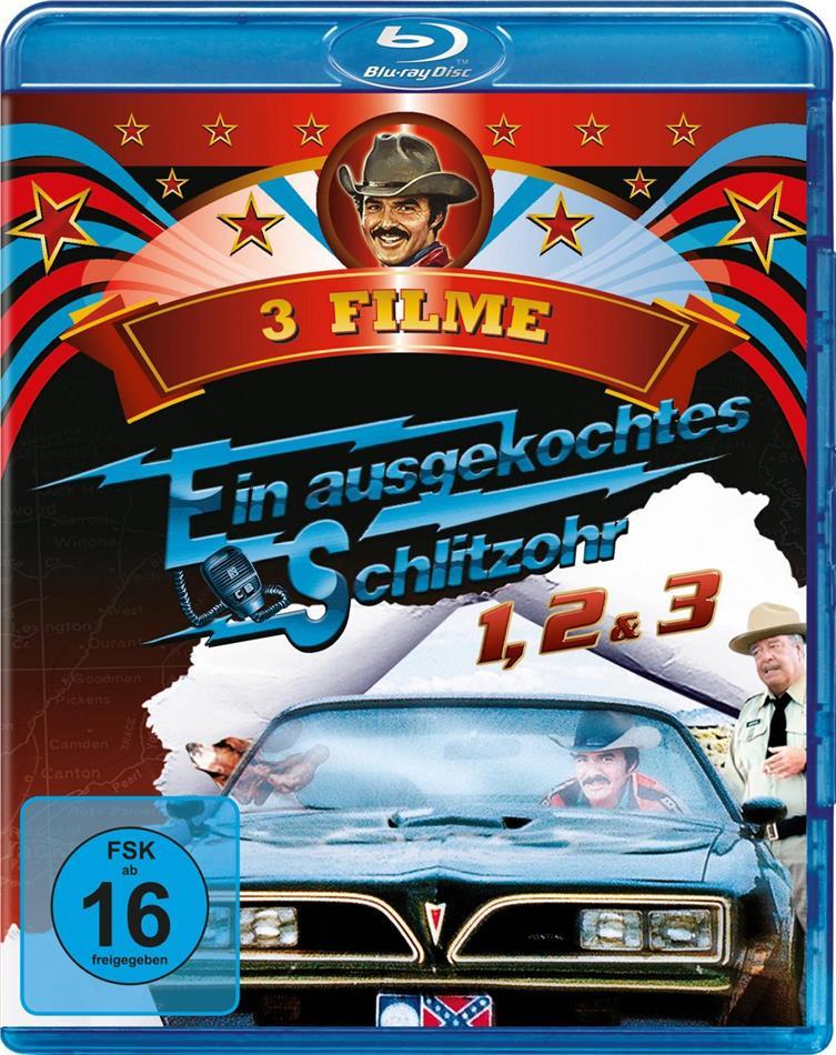 Ein ausgekochtes Schlitzohr - Teil 1-3 (3 Blu-rays)