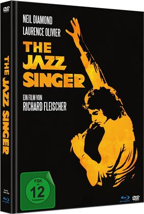 The Jazz Singer (1980) (Limited Edition, Mediabook, Blu-ray + DVD)