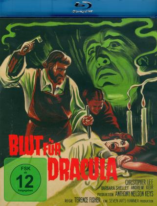 Blut für Dracula (1966) (2 Blu-rays)