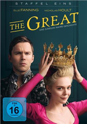 The Great - Staffel 1 (4 DVD)