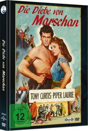 Die Diebe von Marschan (1951) (Limited Edition, Mediabook, Special Edition, 2 DVDs)