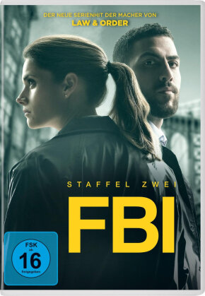 FBI - Staffel 2 (5 DVDs)