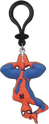 Spider-Man Soft Touch Pvc Bag Clip
